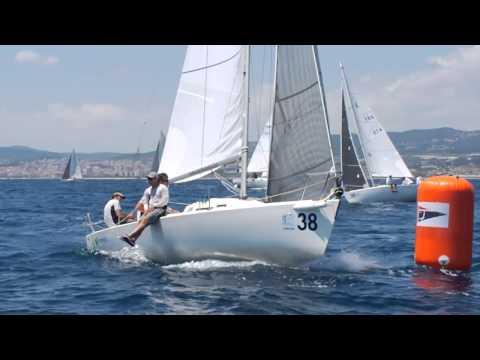 J80 Europeans 2014 CN el Balís - monday