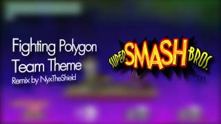 Sharing a Fighting Polygon Theme Remix i made some time ago, what do you think??