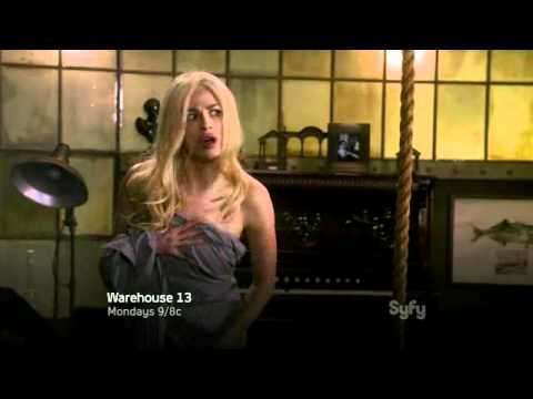 Warehouse 13 3.03 (Clip)