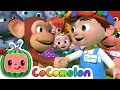 My Name Song | CoCoMelon Nursery Rhymes & Kids Songs