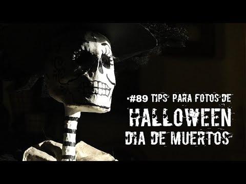 #89. Tips para fotos de Halloween y Día de Muertos