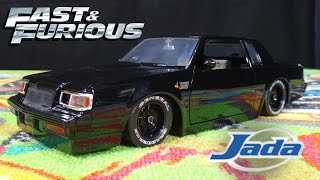 Nonton Fast & Furious Buick Grand National - Jada Toys Film Subtitle Indonesia Streaming Movie Download