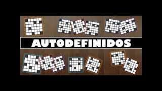 Autodefinidos YouTube video