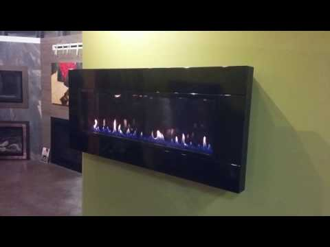 Hearthstone Aurora Orion Wall Mount Gas Fireplaces