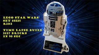 LEGO Star Wars - 10225 - R2D2 - Time Lapse
