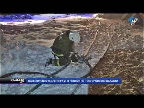 Следственный комитет проводит проверку по факту гибели одиннадцатилетнего ребенка на пожаре