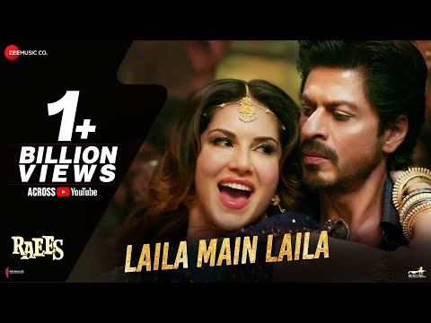 Download Laila Main Laila | Raees | Shah Rukh Khan | Sunny Leone | Pawni Pandey | Ram Sampath | New Song 2017 HD Mp4 3GP Video and MP3