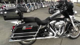 3. 628971 - 2010 Harley Davidson Electra Glide Classic FLHTC - Used Motorcycle For Sale
