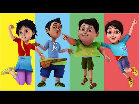 Wrong Legs Shiva ANTV with Best Friends Finger Family Song Nursery Rhymes for Kids and Toddlers