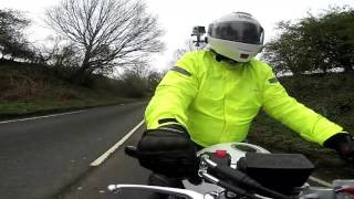 10. 2016 Suzuki GSX1250FA ' Bandit '  Review & Test Ride By Joe Average