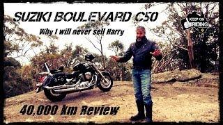 9. Suzuki Boulevard C50 - 40,000km Review