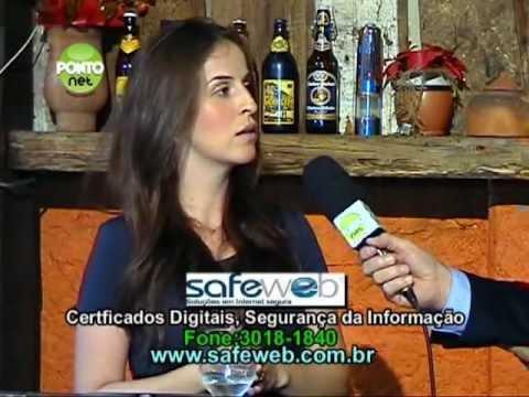 Ricardo Orlandini entrevista a médica veterinária Paula Marques Rivas