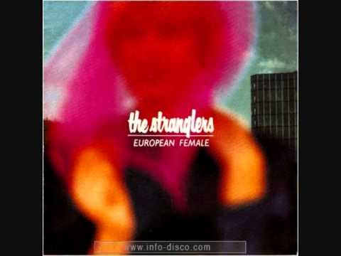 Tekst piosenki The Stranglers - European Female po polsku