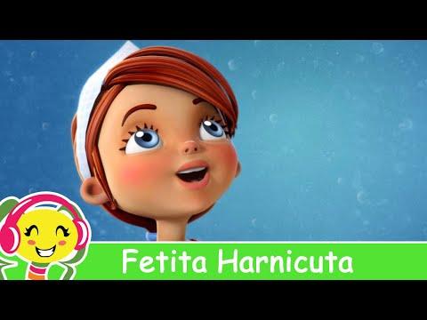 Fetita Harnicuta - CanteceGradinita.ro - cantece pentru fetite