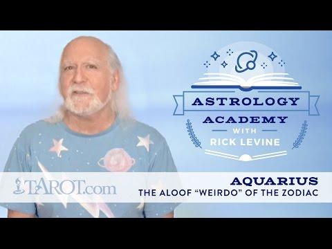 Aquarius: The Aloof