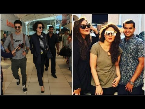 Kangana Clears The Air Around Shahid | Kareena Bac