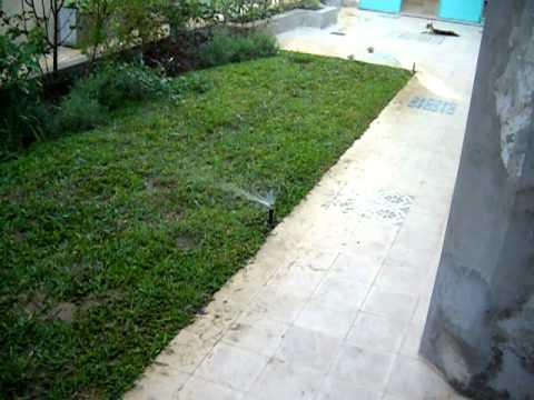 Difusores de riego videos videos relacionados con - Riego automatico cesped ...