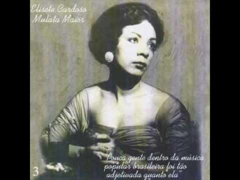 ELIZETH CARDOSO sings OUTRA VEZ TOM JOBIM. 1957 видео