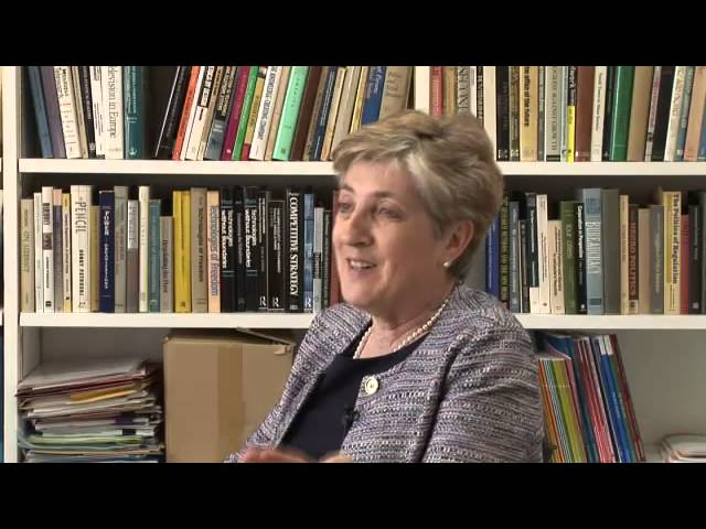 The Future of Research Libraries in the 21st Century: Interview with Dame Lynne Brindley