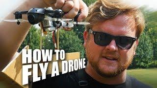 Video How To Fly A Drone - Quad Basics MP3, 3GP, MP4, WEBM, AVI, FLV November 2018