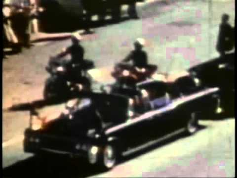 John F. Kennedy - November 22, 1963 - Rare Film Of Motorcade Route & Assassination