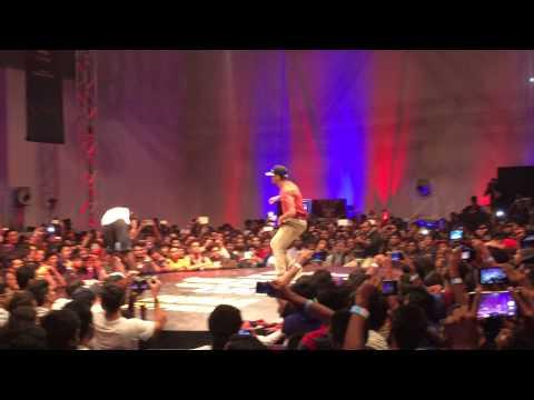 Red Bull BC One India | Final Battle |Bboy Nevermind vs Bboy Flying Machine |