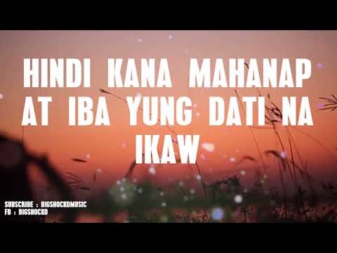Bigshockd - Masaya ka sa kanya (MKSK) (Official Lyric Video)