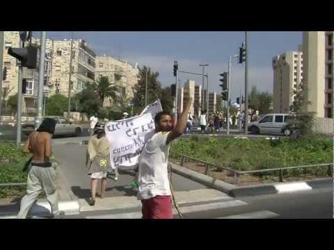 עליה לרגל-בעקבות צדק חברתי,המסע מגיע לירושלים