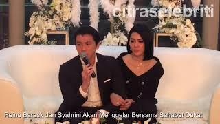Video Pasangan Reino Barack dan Syahrini Akan gelar Resepsi di Indonesia MP3, 3GP, MP4, WEBM, AVI, FLV Mei 2019