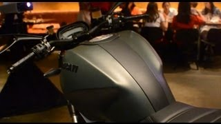 7. Evening with Ducati Monster Diesel