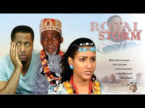 Royal Storm   -  Nigerian Nollywood  Movie