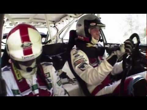 Świetny klip - 10 lat WRC