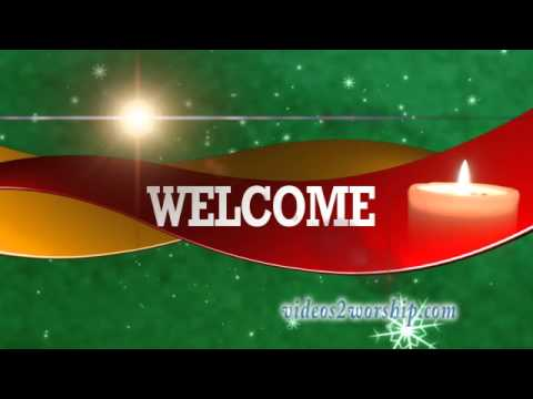 Welcome To Church ChristmasWelcome To Church Christmas