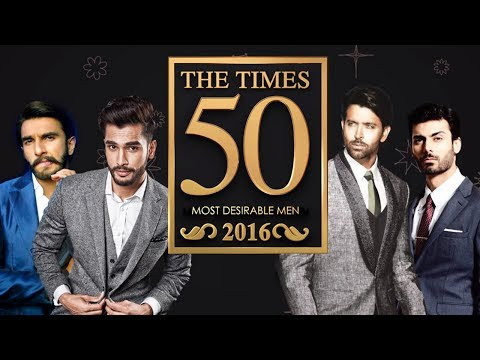 The Times 50 Most Desirable Men - Part 1