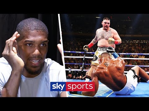 Anthony Joshua discusses his shocking defeat to Andy Ruiz Jr | Full Post Fight Press Conference