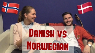 A conversaion between a Danish and a norwegian. How similar are the languages? What can I understand? What can you understand? Words with different ...