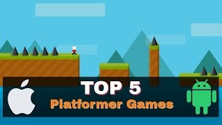 This is my TOP 5 list for Iphone and Android Platformer Games. All of these games are COMPLETELY FREE. Some of these apps are old, some are new - but they al...
