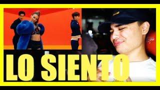 Video Super Junior - Lo Siento Feat. Leslie Grace MV Reaction [SO SEXY WIT IT!] MP3, 3GP, MP4, WEBM, AVI, FLV April 2018