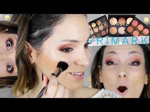 Maquillaje Primark LOW COST  #Lowmingos ¿vale la pena?