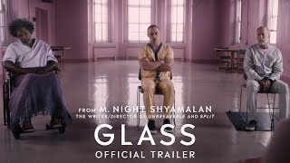 VIDEO: GLASS – Off. Trailer