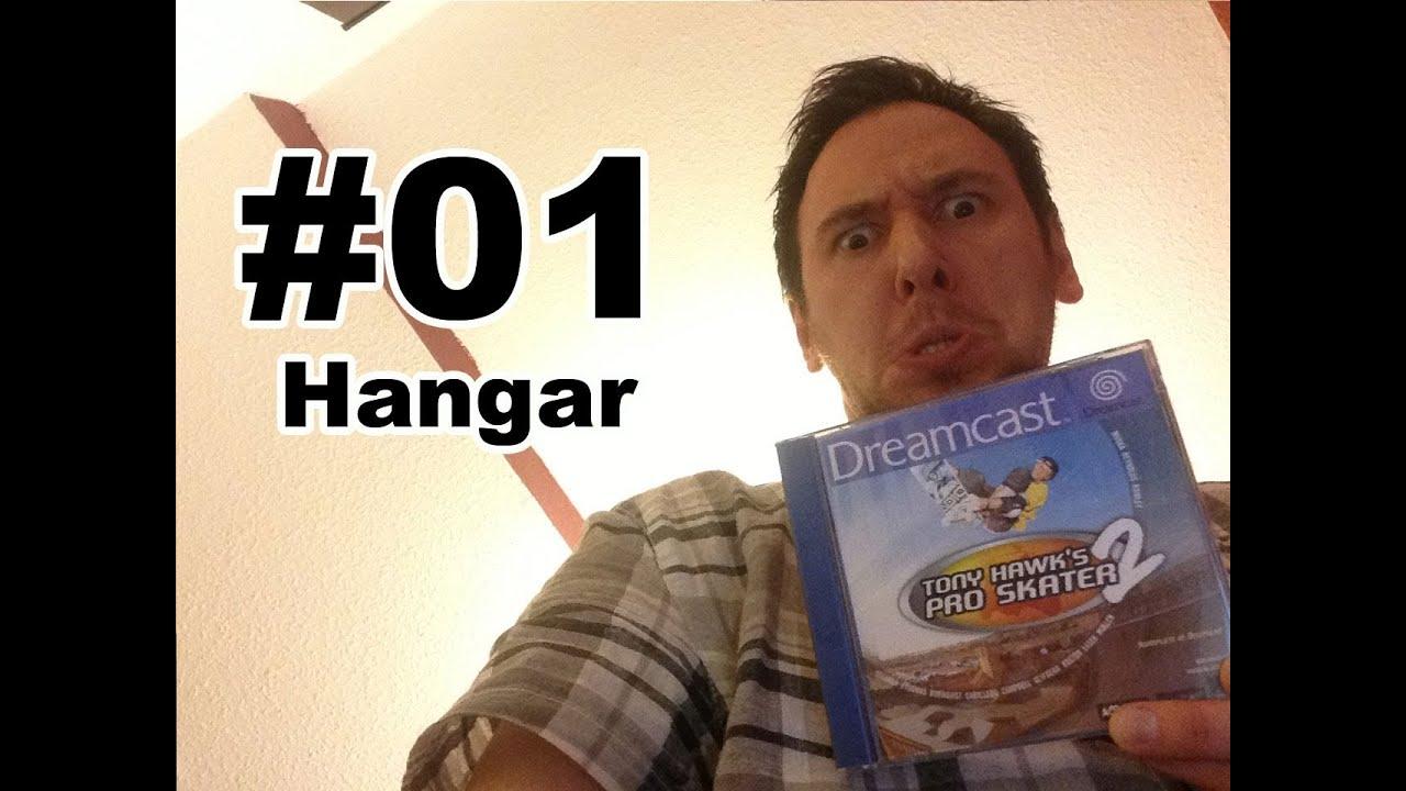 #01 Tony Hawk's Pro Skater 2 – Hangar (Speedy Renton Let's Play)