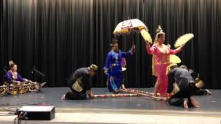 Singkil, Muslim Dance