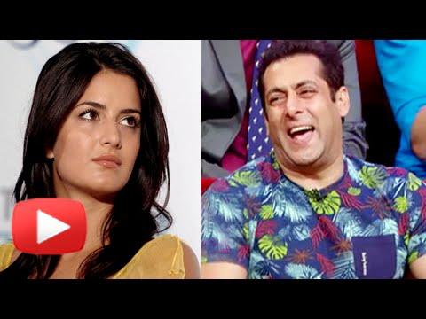 OMG ! Salman Khan Makes FUN Of Katrina Kaif AGAIN