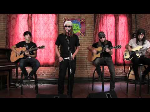THE RED JUMPSUIT APPARATUS - Face Down - Stripped Down MoBoogie Loft Session