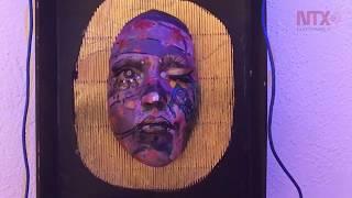 Tijuana exhibe arte de cartón, alambre, bolsas y envases de plástico