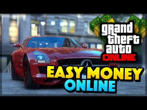 GTA 5 Online How To Make Money Fast Online – Easy Money Method! (GTA 5 Money)