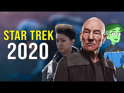 Picard, Discovery Season 3 & More - Star Trek 2020