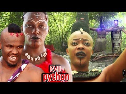 The Evil Python Season 3&4 - 2018 Latest Nigerian Nollywood Movie
