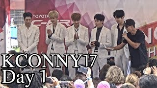 Matt, Bryson, & Ronnie travel to KCON NEW YORK and meet some amazing people and have some fun. This vlog is part 1 of 2. Check back soon for Day 2 to see Bryson fanboy over NCT and Taeyong. Thank You for watching! We hope you enjoyed! We are posting every day at 9am and 9pm EST. :) ENJOY!WE GOT SHIRTS: Merch!https://www.fanboyclothing.com/products/car-k-pop-k-pop-chill-the-safeway-collabWant to send us cool stuff!?Our P.O. Box Address:CarKpop12404 Eastern Ave. #MMiddle River, MD21220United StatesFollow us on Snapchat!Matt's Snapchat - @clearryBryson's Snapchat - @baikynbitsHamza's Snapchat - @hamzasheikhFollow us on Twitter! - https://twitter.com/_CarkpopMatt's Twitter - https://twitter.com/Matt_Cleary_Bryson's Twitter - N/AHamza's Twitter - https://twitter.com/aaazmahFollow us on Instagram! - https://www.instagram.com/carkpop/Matt's IG - https://www.instagram.com/mattbyun/Bryson's IG - N/AHamza's IG - N/AIntro: 24k - SuperFly: https://youtu.be/CnmLjdvTeCEBackground Music: NoneKpop & Chill the safe way ;)*Disclaimer* We do not own the rights to this song and music video, nor do we claim to. All credit goes to the creators and performers. The video is used for entertainment purposes only :)