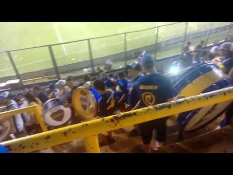 La 12 y su cumbia post. partido vs. Racing (2016) - La 12 - Boca Juniors